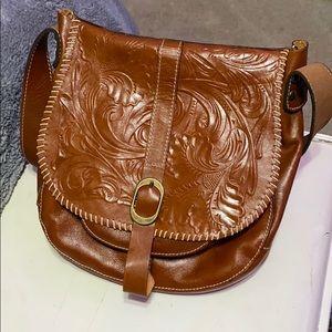 Patricia Nash Barcelona crossbody bag w/ wallet